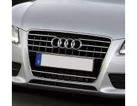 Radiator grill chrome moulding trim Audi A5 Cabriolet 0911 Audi A5 Coupé 0711 A5 Sportback 0911