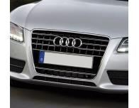 DoppelChromleiste für Kühlergrill Audi A5 Cabriolet 0911 Audi A5 Coupé 0711 A5 Sportback 0911