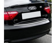 Trunk chrome trim Audi A5 Cabriolet 0911 Audi A5 Coupé 0711 Audi A5 Sportback 0911