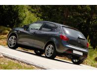 Trunk chrome trim Seat Ibiza 0819  Seat Ibiza ST