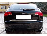 Baguette de coffre chromée Audi A3 Série 2 Phase 2 Sportback 081Série 2 Sportback 0408 S3