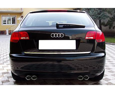 Trunk chrome trim Audi A3 Série 2 Phase 2 Sportback 081Série 2 Sportback 0408 S3 06199803