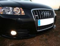 Baguette de calandre chromée Audi A3 Série 2 0308 Audi A3 Série 2 Sportback 0408 Audi S3 0621 S3