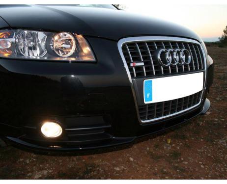 Baguette de calandre chromée Audi A3 Série 2 0308 Audi A3 Série 2 Sportback 0408 Audi S3 0620 S3