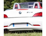 Trunk chrome trim BMW Z4
