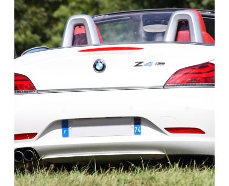 Trunk chrome trim BMW Z4
