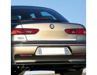 Trunk chrome trim Alfa Romeo 156