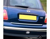 Baguette de coffre chromée Mini 1 0106 Mini 2 Mini 3 Mini Clubman Mini Clubvan Mini CountrymanCo