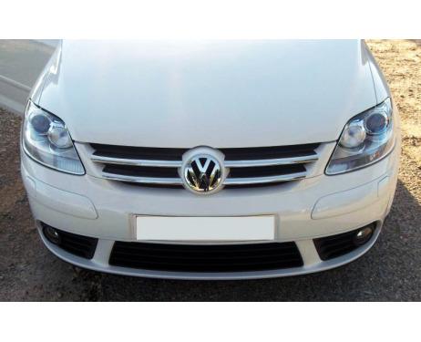 Radiator grill chrome moulding trim VW Golf 5 Plus