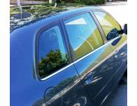 Side windows lower chrome trim Audi A3 Série 1 9600Série 1 Phase 2 0003Série 2 0308