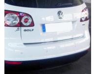 Trunk chrome trim VW Golf 5 Plus