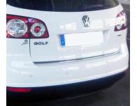 Trunk chrome trim VW Golf 5 Plus