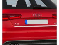 Trunk chrome trim Audi A3 Série 3 1216