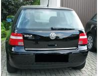 Trunk chrome trim VW Golf 4