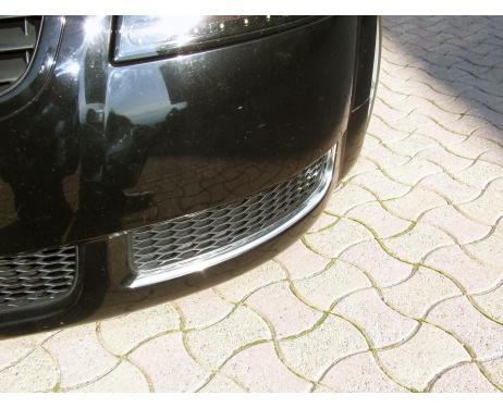 Chrome moulding trim for vents Audi TT Série 1 9806