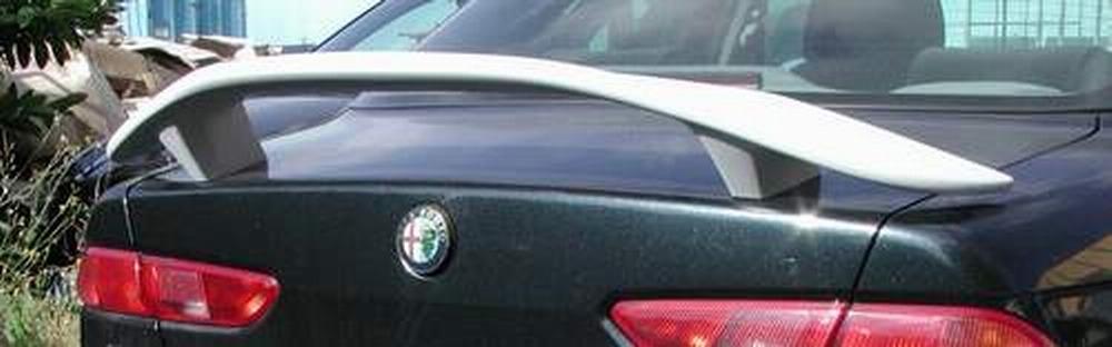 Spoiler / Flügel Alfa Romeo 156 grundiert
