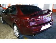 Spoiler  fin Alfa Romeo 159 v2 primed