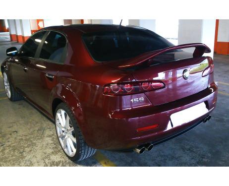 Spoiler  fin Alfa Romeo 159 v2