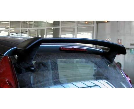 Becquet  aileron Citroën C1  Peugeot 107 apprêté  colle de fixation