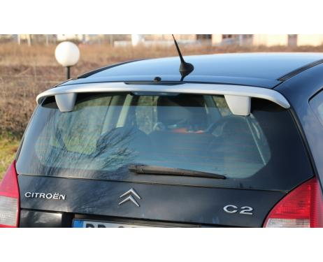 Spoiler  fin Citroën C2 v1 with fixing glue