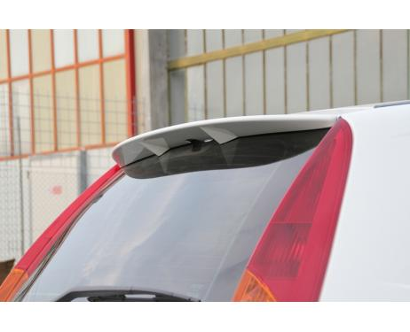 Spoiler  fin Fiat Punto phase 1 9903 3p  Fiat Punto phase 2 0305 3p v2 with fixing glue