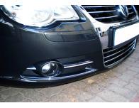 Fog lights chrome trim VW EOS