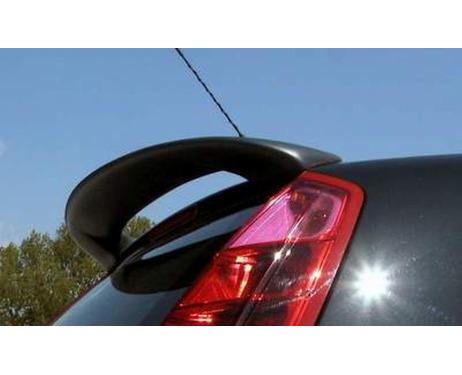 Spoiler  fin Fiat Grande Punto 0509  Fiat Punto phase 1 9903 3p v1