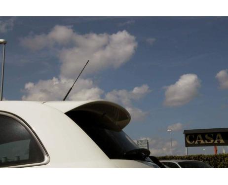 Spoiler  fin Fiat 500  Fiat 500 Break Abarth primed