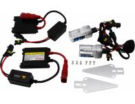 Xenon Kit H4 5000k slim