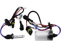 Lot de 2 ampoules xénon de rechange AC H1 4300k