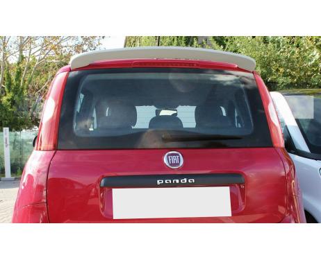 Becquet  aileron Fiat Panda 1221 apprêté  colle de fixation