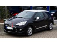 Lower radiator grill chrome trim Citroën DS 3  DS 3