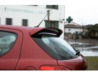 Spoiler  fin Peugeot 207 0609  Peugeot 207 0919 primed