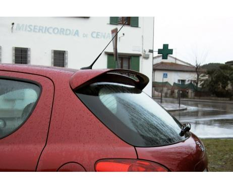 Spoiler  fin Peugeot 207 0609  Peugeot 207 0919