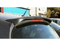 Spoiler  fin Renault Clio 3  Renault Clio 3 phase 2 Cup primed