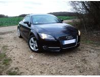 Fog lights chrome trim Audi TT Série 2 0614