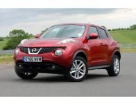 Upper radiator grill chrome trim Nissan Juke