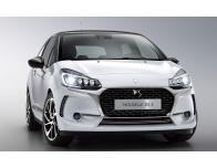 Lower radiator grill chrome trim DS 3