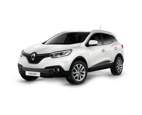 Lower radiator grill chrome trim Renault Kadjar