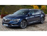 Fog lights chrome trim Renault Talisman
