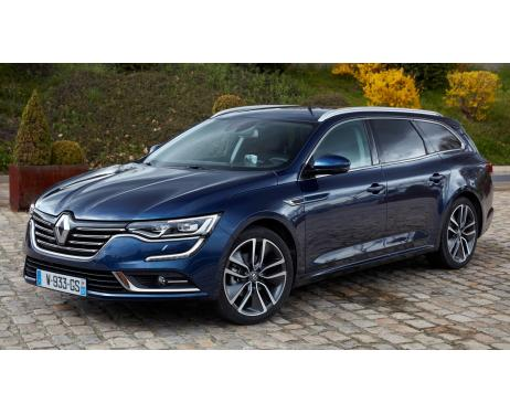 Fog lights chrome trim Renault Talisman