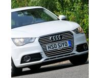 Radiator grill chrome moulding trim Audi A1