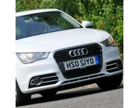 Fog lights chrome trim Audi A1