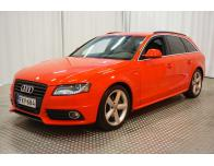 Side windows chrome trim Audi A4 série 3 phase 2 avant 1119