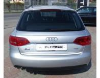 Trunk chrome trim Audi A4 série 3 phase 2 avant 1119