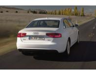 Trunk chrome trim Audi A4 série 3 phase 2 1115