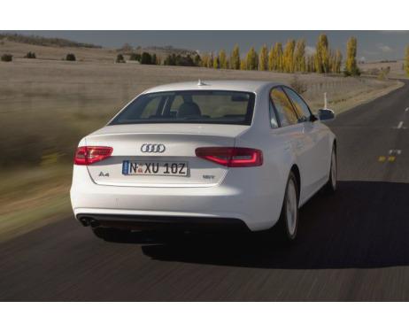 Trunk chrome trim Audi A4 série 3 phase 2 1115