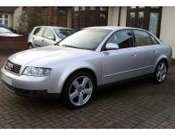 Side windows lower chrome trim Audi A4 série 1 phase 2 9900