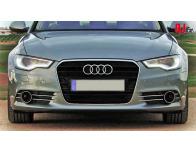 Fog lights chrome trim Audi A6 Série 4 Avant 1015  Audi A6 Série 4 Berline 1015