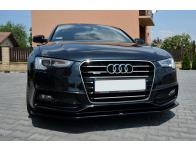 Baguette de calandre chromée Audi A5 Cabriolet phase 2 1116 Audi A5 Coupé phase 2 1116 Audi A5 Spo